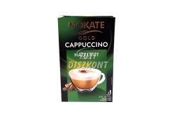 Mokate Gold cappuccino dobozos 8x12,5g mogyorós, 100 G