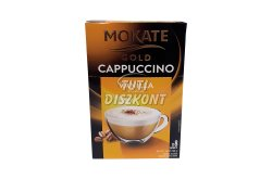Mokate Gold cappuccino dobozos 8x12,5g vanília, 100 G