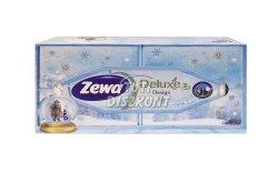 Zewa Deluxe dobozos papírzsebkendő 3 réteg, 90 db