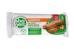 Abonett Sandwich sajtos-snidlinges gluténmentes, 26 G