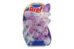 Bref DeLuxe WC-tisztító triopack Moonflower, 150 G