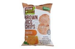 Rice Up rizs chips sajtos, 60 G