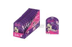 Célbalövő játék cukorkával Barbie, 25 G