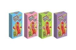 Hot Dog Bubble Gum rágógumi, 15 G