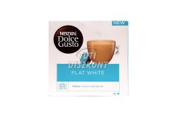 Dolce G.kávékapszula flat white, 187.2 G