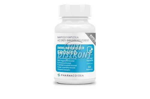 Pharmacoidea Immunrendszer Erősítő kapszula, 60 db