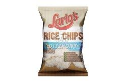 Larios rizs chips Original, 45 G
