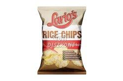 Larios rizs chips Paprikás, 45 G