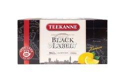 Teekanne teafilter fekete 33gr Lemon, 33 g
