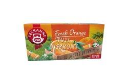 Teekanne teafilter WOF 45gr Fresh orange, 45 g