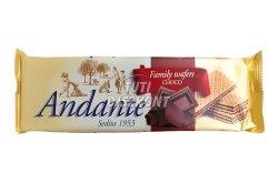 Andante ostya csokoládé, 130 G