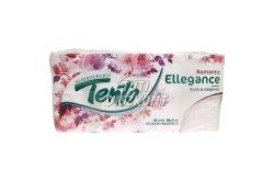 Tento WC papír Ellegance Romantic 3 rtg/Pink Dekor, 8 TEK