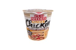 Nissin Cup Noodles poharas tészta csirke, 63 g