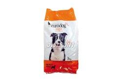 Euro Dog Plus kutyatáp 3kg kolbász, 3 kg