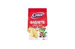 Croco kenyérchips fokhagymás, 80 G