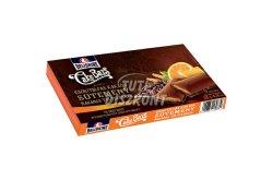 Delishine sütemény kakaós naranccsal töltve, 135 G