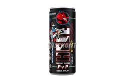 Hell Gamer Energiaital PVP, 250 ML