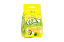 Frutini töltött zselécukorka Lemon, 90 G