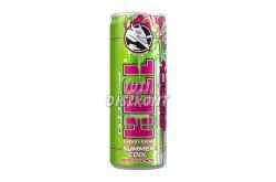 Hell Summer Cool energiaital peach-lemon, 250 ML