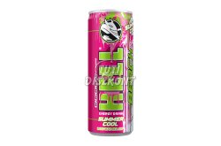 Hell Summer Cool energiaital watermelon, 250 ML