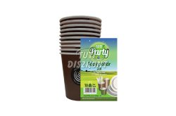 Tuti Party Papírpohár 2dl, 10 db
