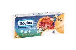Regina papírzsebkendő 3r.90lap Sweet Orange, 90 lap