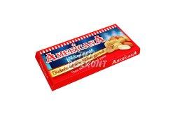 Americana táblás csokoládé földimogyoró, 90 g
