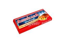 Americana táblás csokoládé sárgabarack, 90 g