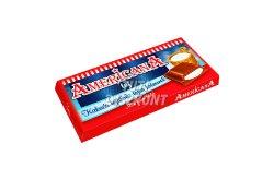 Americana táblás csokoládé tej, 90 g